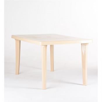 Стол пластиковый прямоугольный