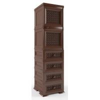 Шкаф пластиковый комбинированный УЮТ Э-101