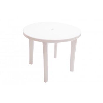 Стол пластиковый круглый 950 мм